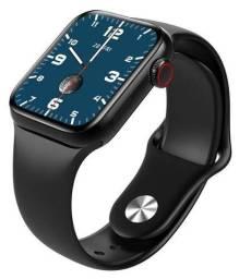 Relógio Smartwatch Iwo 13 (hw12) Série 6 Tela Infinita
