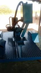Rachador de lenha hidráulica