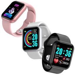 Smartwatch relógio interligente