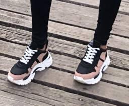 Tênis Feminin Sneaker
