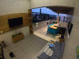 Cobertura com 4 dormitórios à venda, 255 m² por R$ 2.150.000 - Porteira Fechada - Ponta Ve