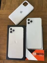iPhone 11 Pro MAX (Dourados) Parcelo até em 18x e pego iPhone na troca