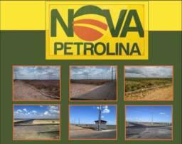 Repasse terreno comercial NOVA PETROLINA