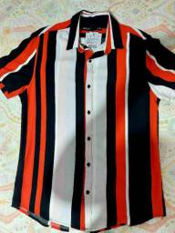 Camisa Masculina(NOVA)ORIGINAL