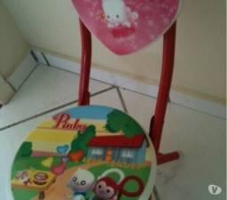 Cadeira Infantil Cadeirinha dobravel valor cada menino menina