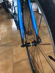 Speed cannondale synapse carbono
