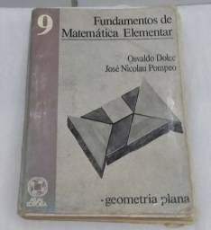 Fundamentos de Matemática Elementar Geometria Plana