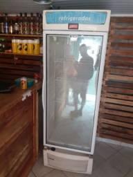 Freezer vertical bar