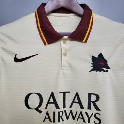 Camisa Roma Away 2021