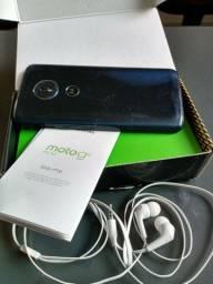 Vendo celular Motorola G6 em ótimo estado.