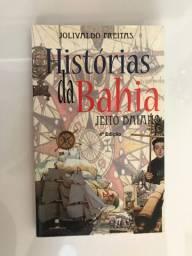 [LIVRO] Histórias da Bahia - Contos e Crônicas