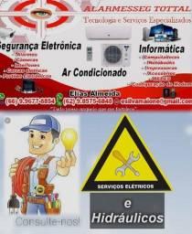Eletricista, Máquina de Lavar