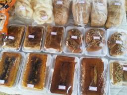Vendas bolo pão salgados e diversos