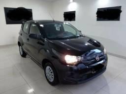 Fiat Mobi 1.0 Easy Preto 2017/2018