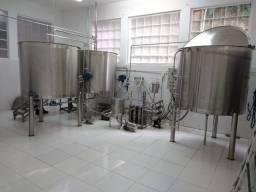 Maquinário Completo Para Fabricação de Suco ou Envase de Água Mineral!