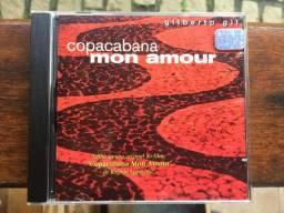 CD Copacabana Mon Amour - Gilberto Gil