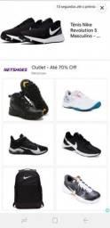 Tênis da Netshoes