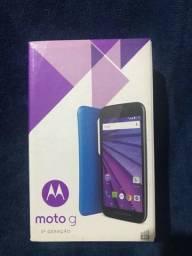 Motorola Moto G 3ª geração (LEIA A DESCRIÇÃO)