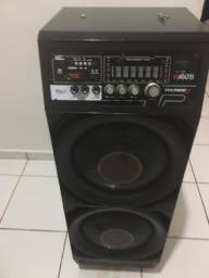 Caixa hs sound 100w