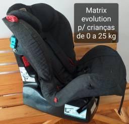 Cadeirinha Burigotto 0 à 25 kg