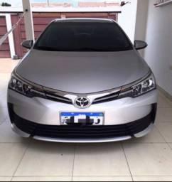 Vendo Corolla 2019 14 mil