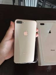 IPHONE 8Plus gold rosê