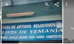 Vendo loja de artigos religioso