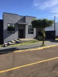 Casa NOVA esquina condomínio Porto Seguro 3 suítes