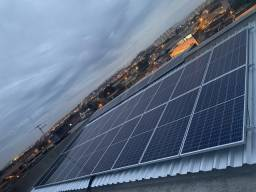 Painel Solar!