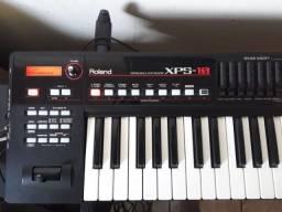 Roland xps10 funcionando perfeitamente, vendo ou troco por sintetizador do meu interesse