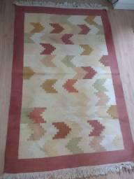 Vendo tapete indiano duplo pendente  vidro