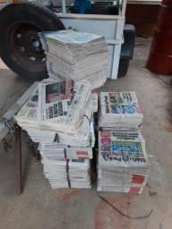 Olá tudo bem, temos jornais usados!