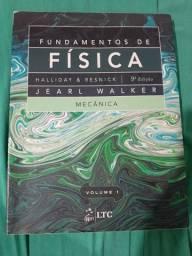 Livro fundamentos de física volume 1