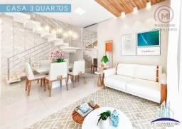 Casa com 3 dormitórios à venda, 100 m² por R$ 330.000,00 - Fontana I - Porto Seguro/BA