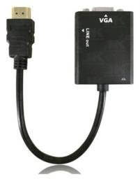 Adaptador HDMI para VGA