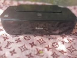 Impressora Canon preta