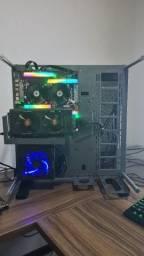 PC Workstation Gamer / Edição / Renderização / Hackintosh - 2 processadores - 64 threads