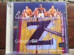 CD Z, 300  Anos de Zumbi - Gilberto Gil
