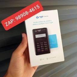 Maquininha de Cartão Point Mini Bluetooth Últimas Unidades