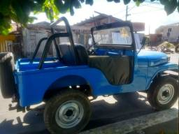Jeep aero Willys 1957 Restaurado Impecável