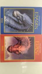 Eragon e Eldest.