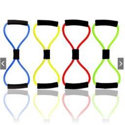 Extensor Elastico Multifuncional Crosstube Crossfit Ginastica Exercicio Fit