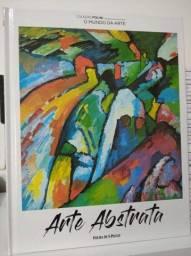 Arte Abstrata coleção O Mundo da Arte Folha de SP