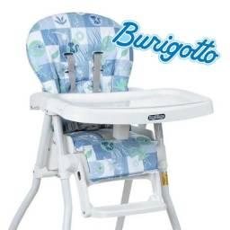 Cadeira de refeição/merenda Burigotto Merenda Peixinho Azul