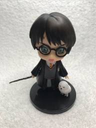 Action Figure Harry Potter com Coruja 10cm Harry Potter