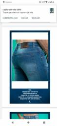 Calça jeans Masculina skine