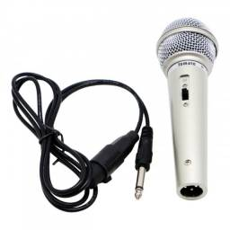 Microfone com Fio Dinâmico  MT-1018