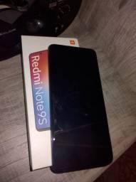 Xiaomi redmi note 9s vendo ou troco cpu gamer