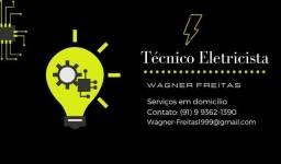 Eletricista/eletrotécnico