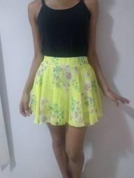 Vendo short saia